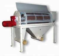 dedusting machines - foam grinding machines