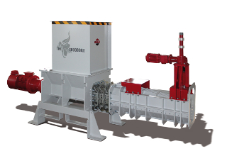 Heger Crocodile dewatering system