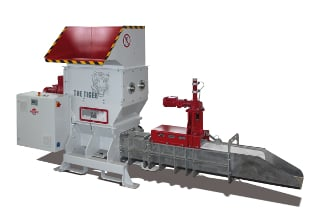 Foam Recycling Equipment from Heger