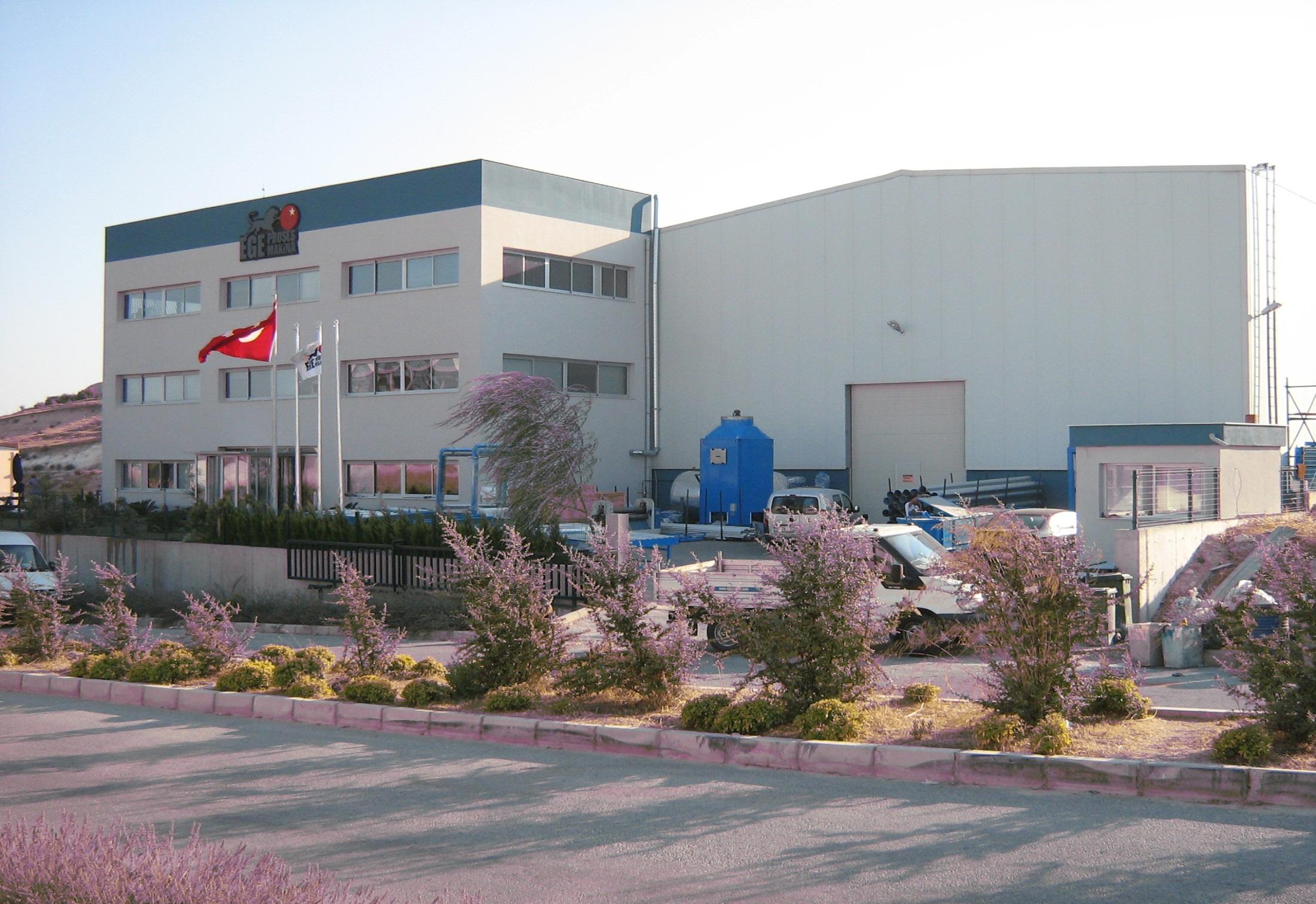 EGE PROSES Machinery