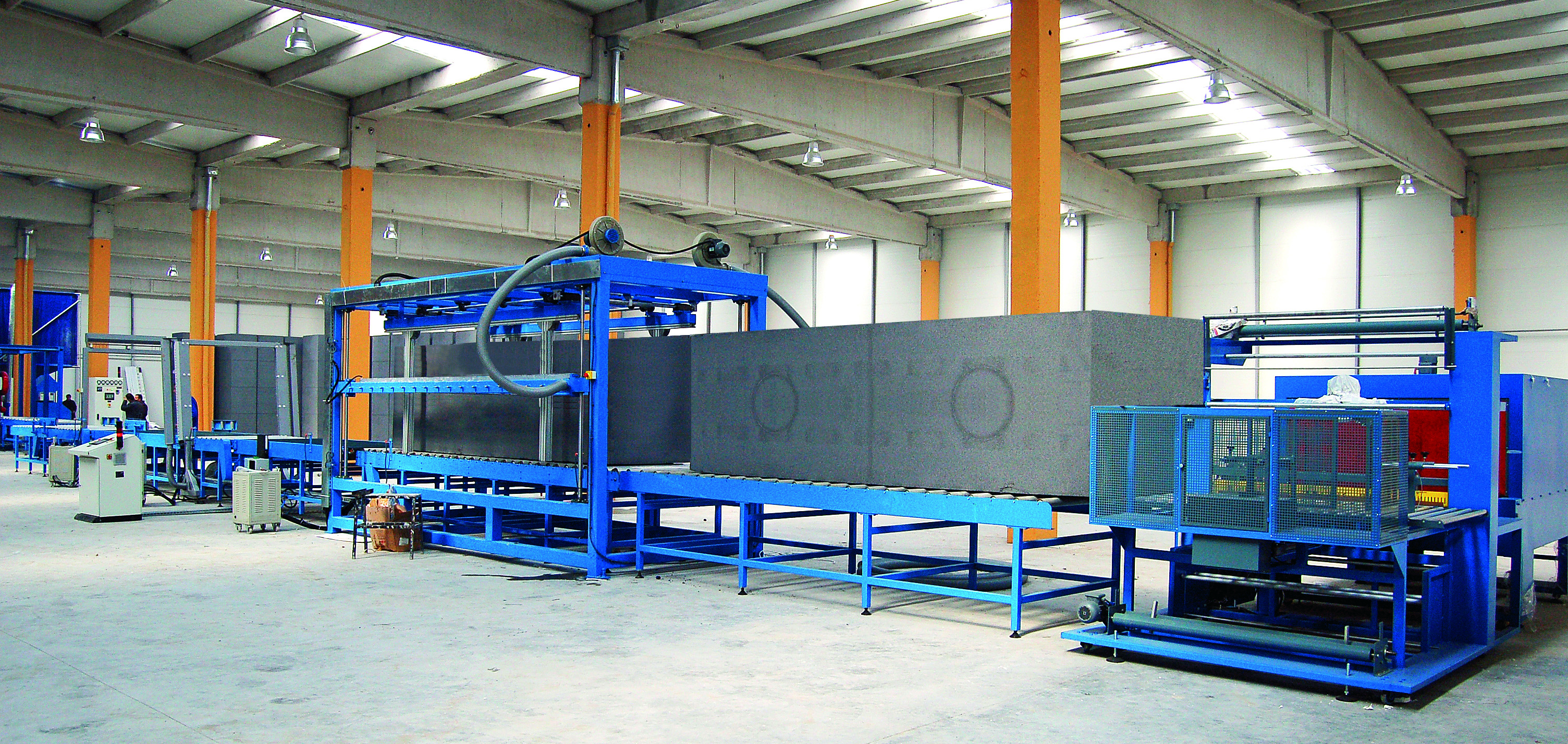 EPRO Continuous Cutting Line